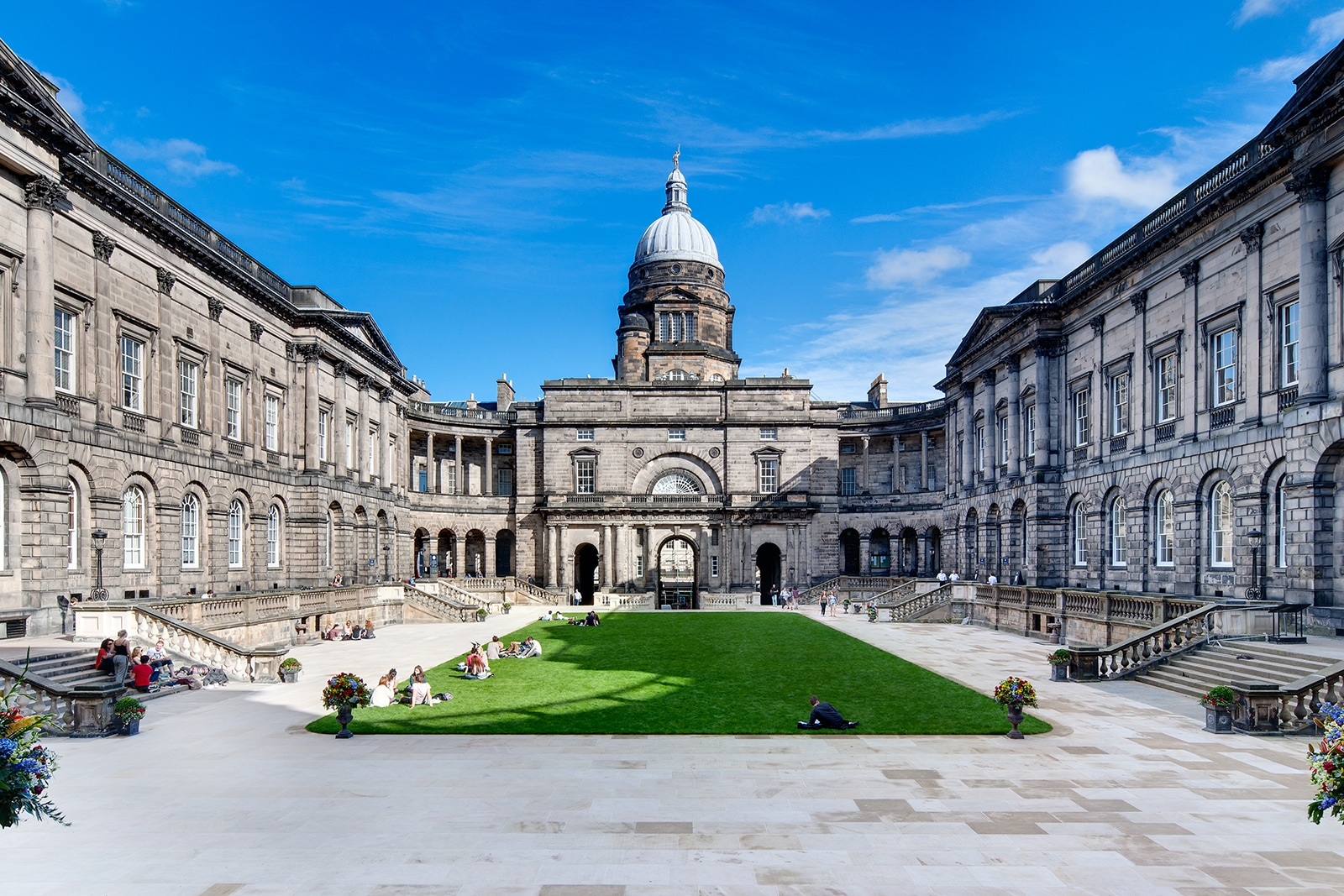 Old College at the University of Edinburgh