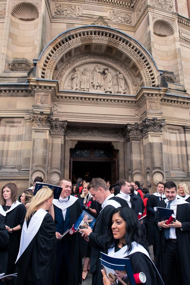 Alumni Graduations
