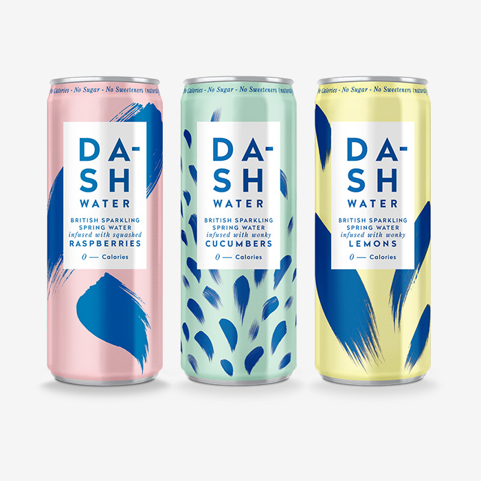 Dash Water Cans