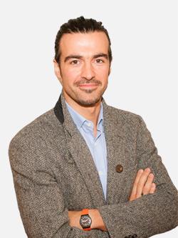Pavle Sabic Headshot