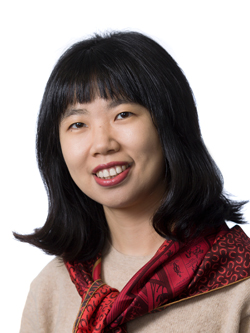 Yinuo Pan Headshot