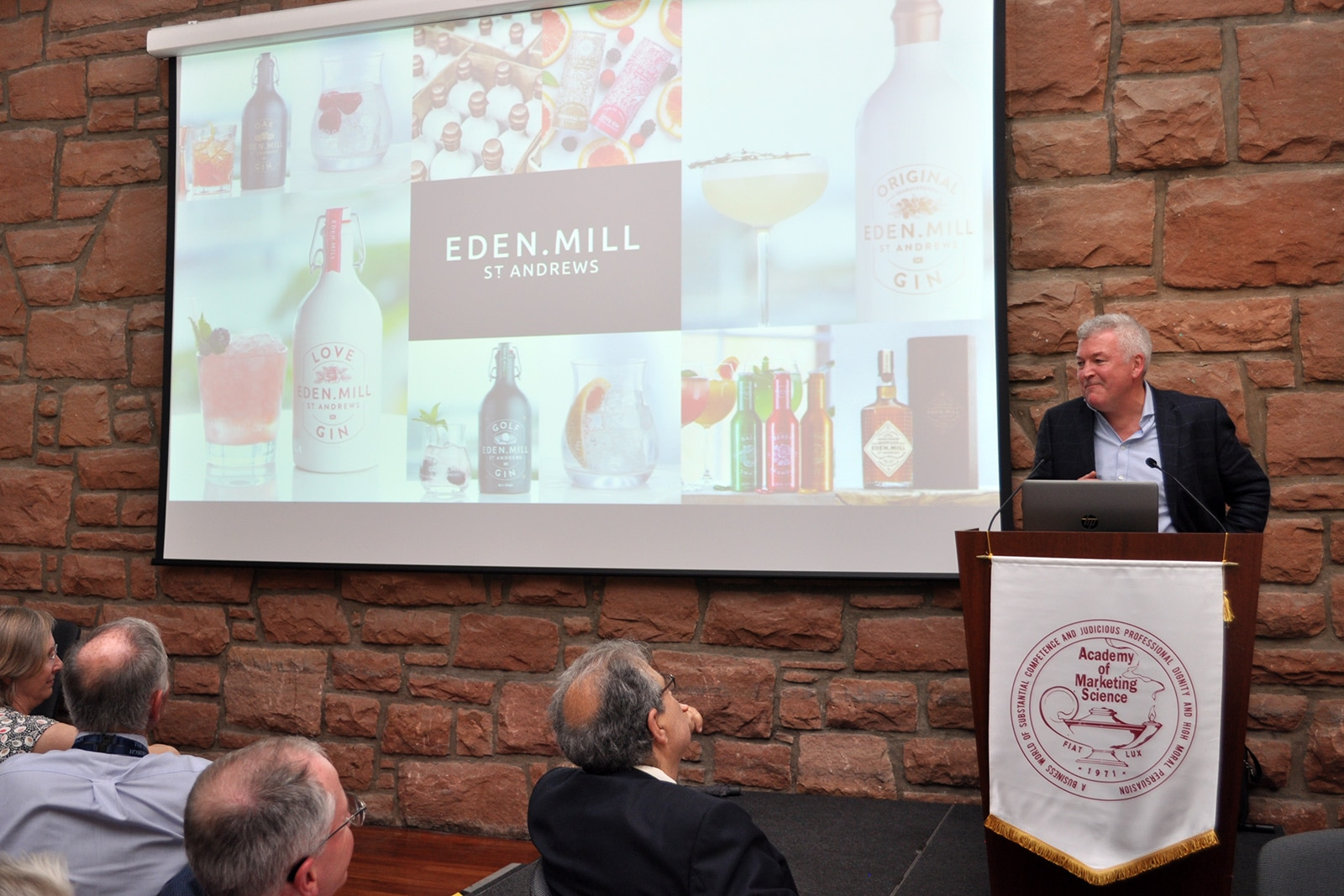 Paul Miller of Eden Mill