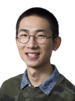 Cheng Lu Headshot