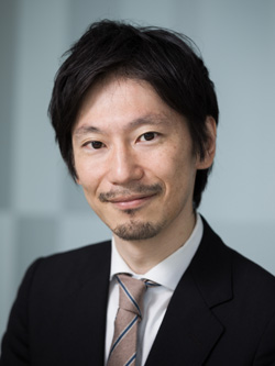 Hiroki Fukushima Headshot