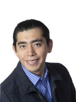 Eduardo Hernández Melgar Headshot