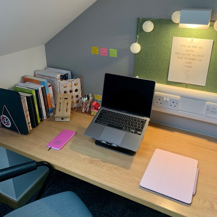Personalised study space