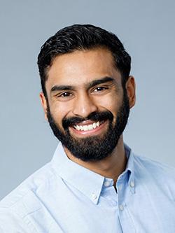 Arjun Sreekumar Headshot
