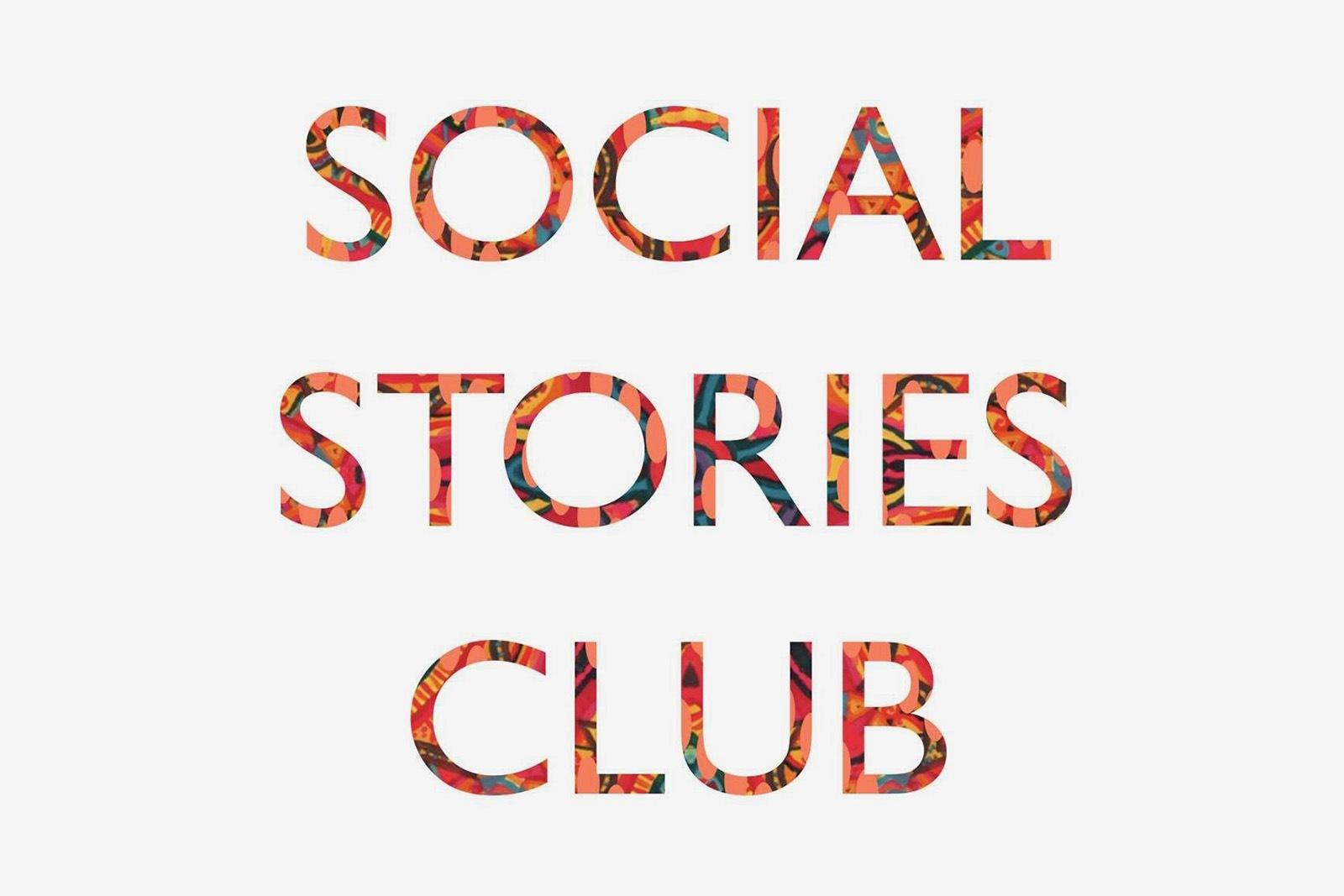 Socially conscious gifts: Social Stories Club logo