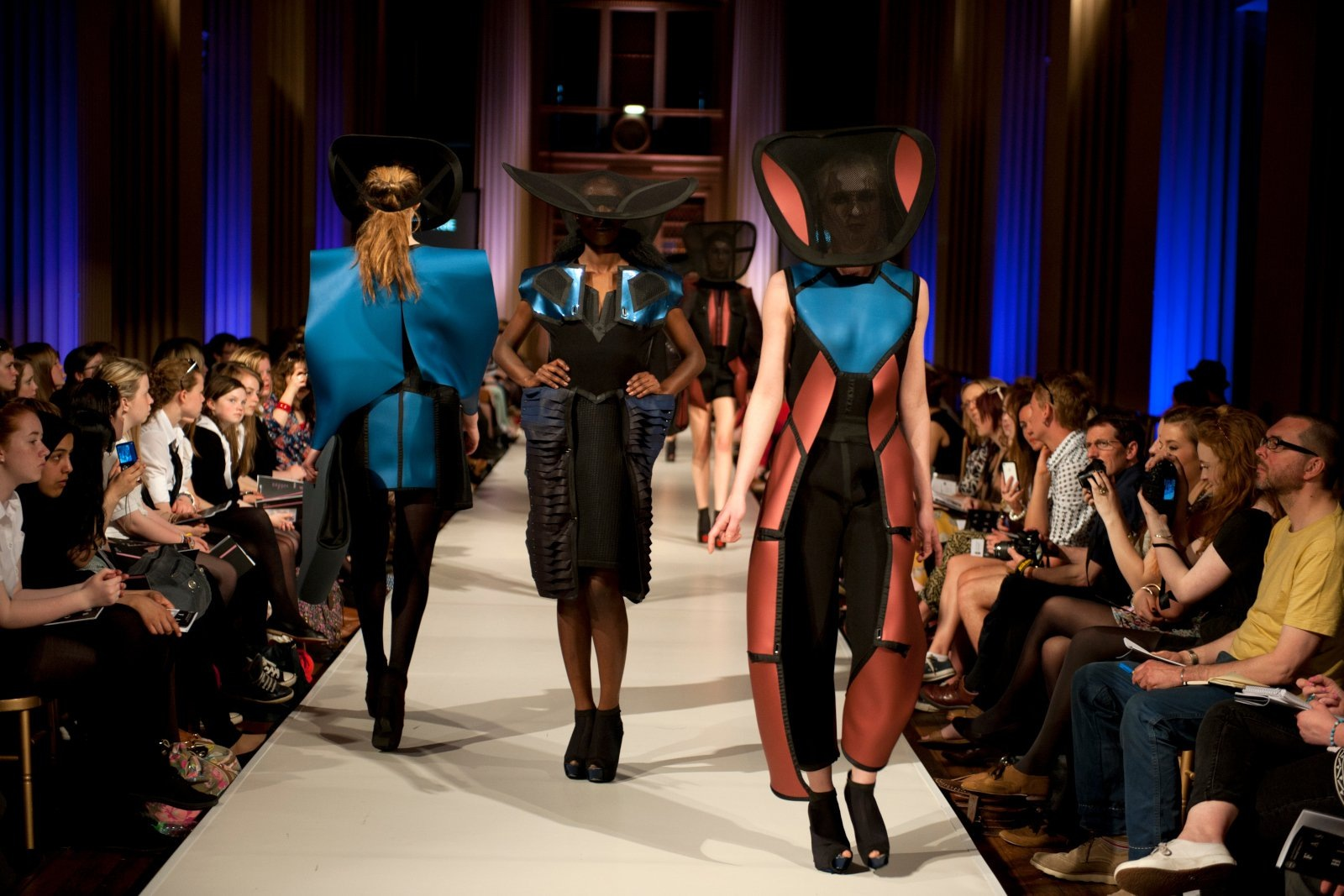 Edinburgh Charity Fashion Show 2021