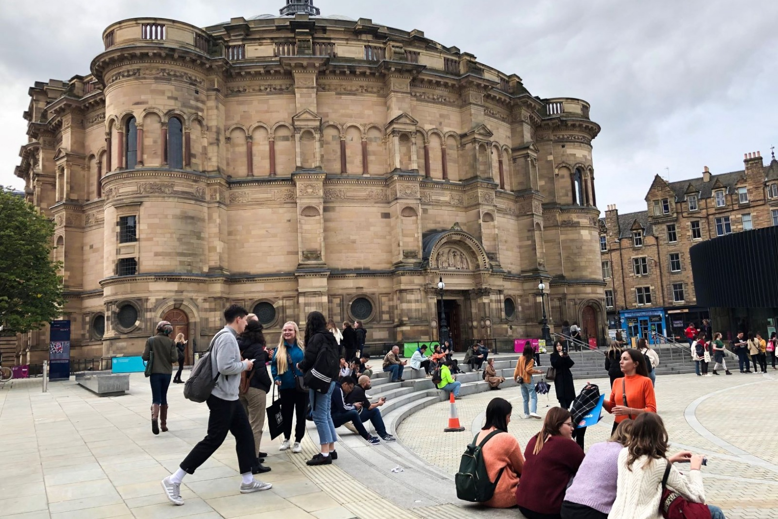 McEwan Hall, University of Edinburgh